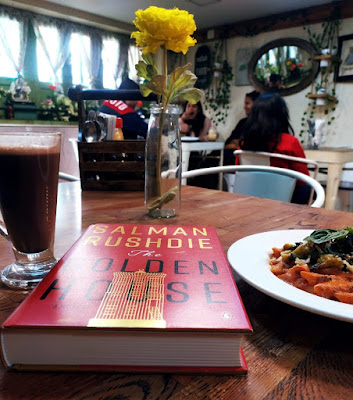 Golden House , Salman Rushdie