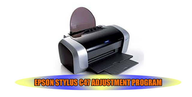 Epson Stylus C47 Printer Adjustment Program