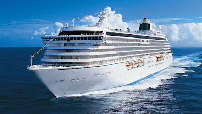 Crystal Cruises Crystal Serenity to Sail the Caribbean from Miami or San Juan instead of New England / Canada Cruises from New York