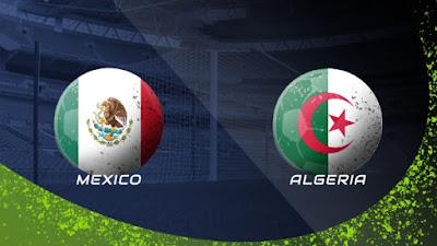 مشاهدة مباراة الجزائر ضد المكسيك 13-10-2020 بث مباشر في مباراة ودية