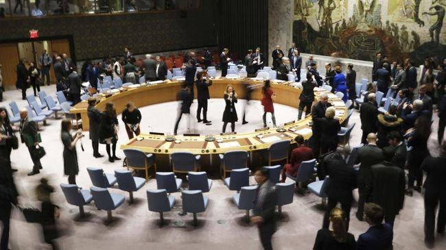 Persaingan Amerika Serikat-China Lumpuhkan PBB