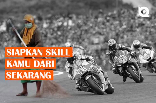 Siapkan Skill, MotoGP 2021 Mandalika Prioritaskan Sumber Daya Lokal