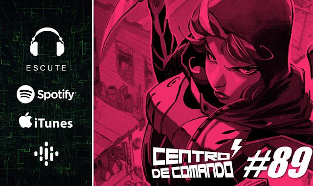 Centro de Comando #89 | Qual é o verdadeiro segredo de Zordon?