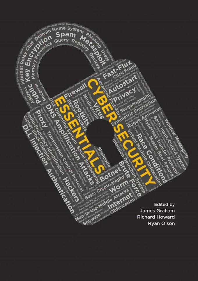 Cyber Secuity Essentials, CRC Press