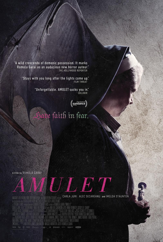 Amulet (Web-DL 720p Ingles Subtitulada) (2020)