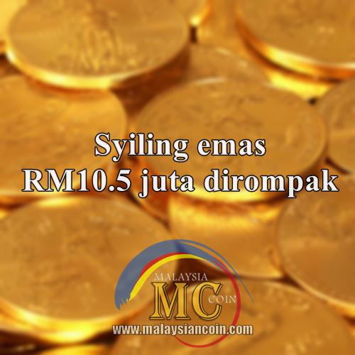 Syiling emas