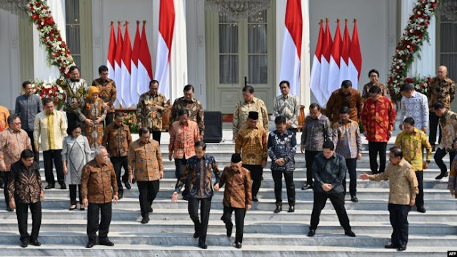Menteri Baru Jokowi-Ma'ruf Siap Lakukan Terobosan