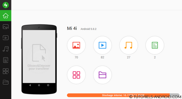 Xender - Android File Transfer