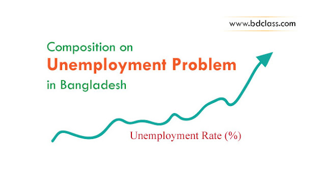 Unemployment Problem in Bangladesh Composition