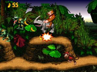 Videojuego Donkey Kong Country - SNES