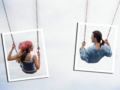 Membuat Efek Foto dalam Foto