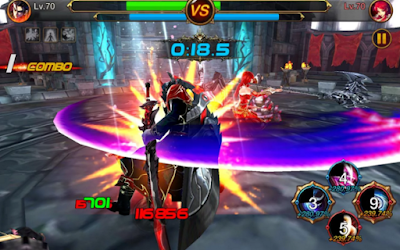 Kritika: Chaos Unleashed v2.24.4 Apk + Data Android terbaru