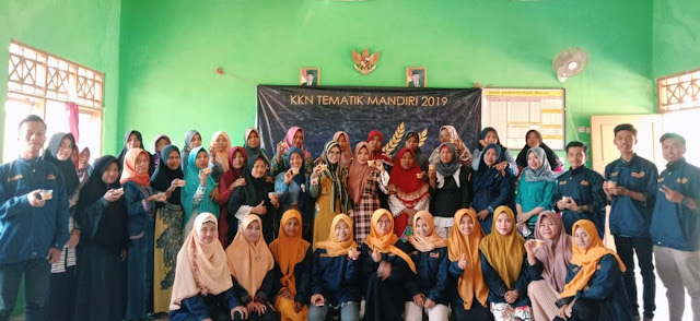 KKN 71 Universitas Trunojoyo Madura 2019
