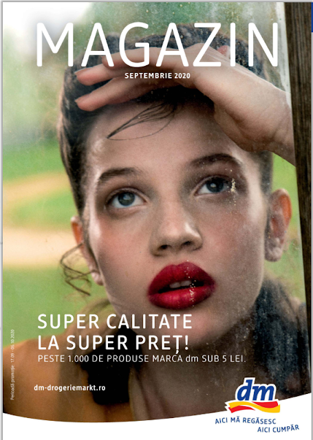 dm catalog- brosura- magazine  17.09 - 06.10
