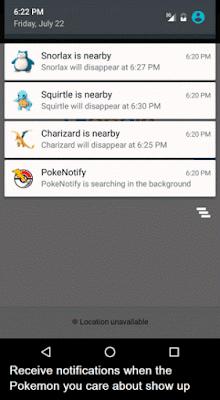 PokeNotify v3.0 Apk