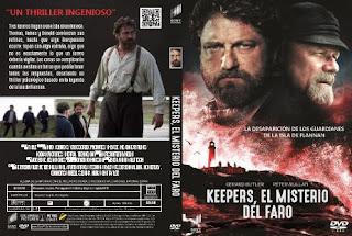 KEEPERS : EL MISTERIO DEL FARO - THE VANISHING - 2018