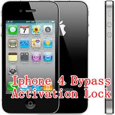 Unlock Activation Lock Iphone 4