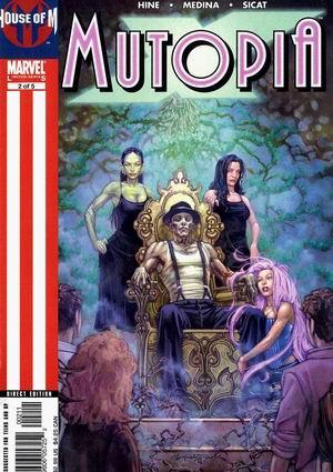 House of M: Mutopia X #2 PDF