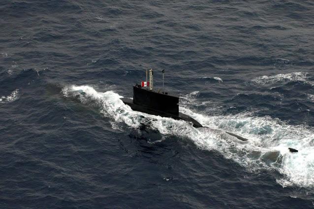 Submarino BAP Arica