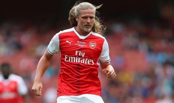 Emmanuel Petit former Arsenal player