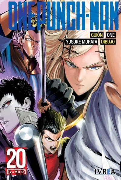 "Reseña de ""One Punch-Man"" (ワンパンマン) vol. 20 de One y Yusuke Murata - Ivréa"