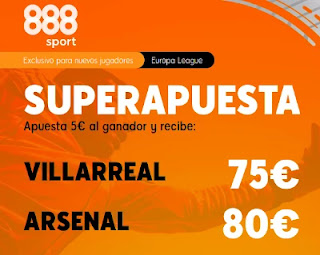 888sport superapuesta Villarreal vs Arsenal 29-4-2021