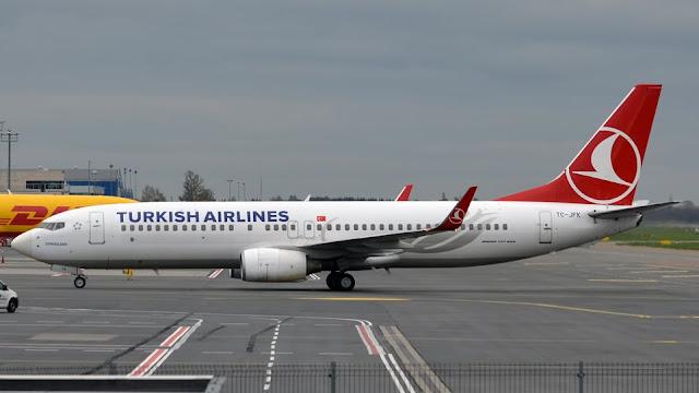 Τρόμος σε πτήση της Turkish Airlines: Δεκάδες τραυματίες λόγω αναταράξεων