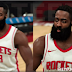 James Harden Cyberface, Hair and Body Model 2 Versions By Arteezy [FOR 2K21]