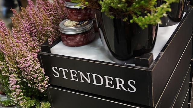 Otwarcie Stenders, bąbelki, ziemia, słodycz to co dla ciała i dla duszy!