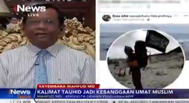 TNI Kecolongan Mahfud MD