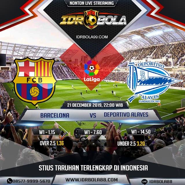 IDRBOLA - Prediksi Bola Barcelona vs Deportivo Alaves 21 Desember 2019