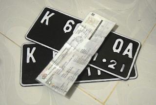 Aturan Samsat (Ganti TNKB atau Plat Nomor, STNK dan Telat Bayar Pajak) di Kabupaten Pati