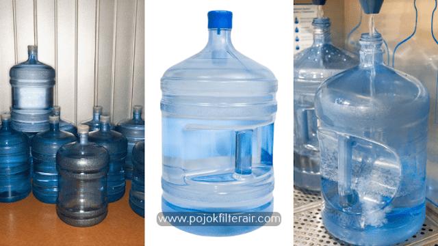 berapa liter dalam 1 galon