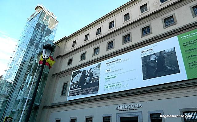 Centro de Artes Reina Sofia