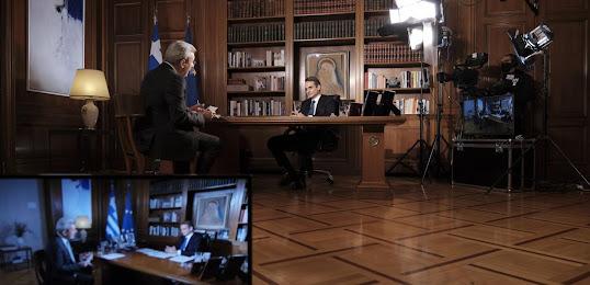 Στην επιτροπή των ειδικών ρίχνει ο Μητσοτάκης την ευθύνη για την τραγωδία της Θεσσαλονίκης