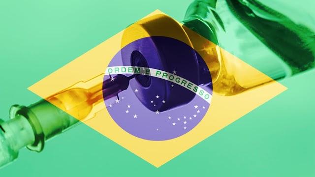 Brasil. Con identidad de muertos para saltar la fila y aplicarse la vacuna