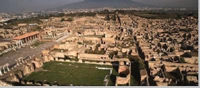 Fakta lenya kota Pompeii