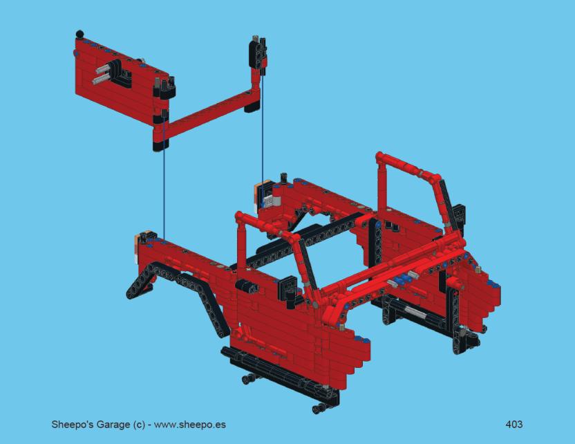 Sheepos Garage Jeep Wrangler Rubicon Instructions