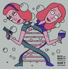 Don't Look Back Lyrics - Ryan Elder & Kotomi