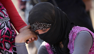 Women raped daily by Isis are so damaged they are falling into deep sleeps and not getting up