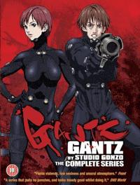 جميع حلقات الأنمي Gantz مترجم