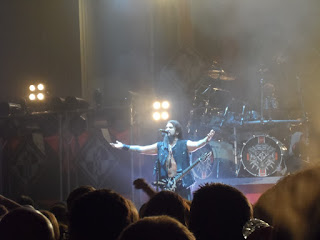 Machine Head at Norwich Open 2nd March 16