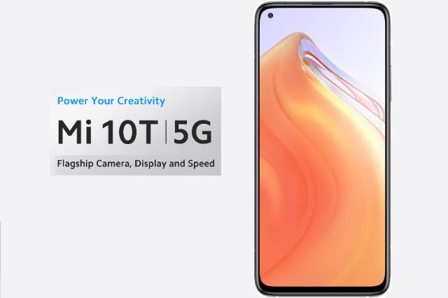 Xiaomi Mi 10T  Specification