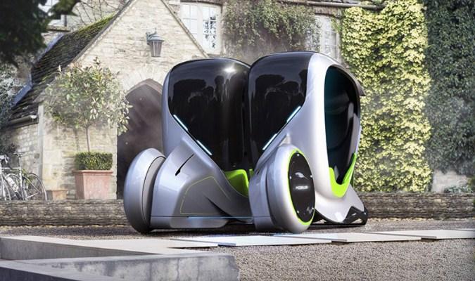 Inovasi Moda Transportasi Tercanggih Saat Ini - Amoeba Car