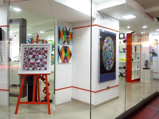 ARTE: Inaugurada muestra de arte geométrico y cinético en Caracas.