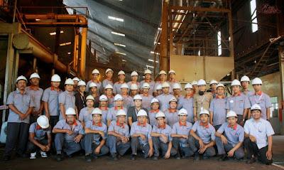 Lowongan Kerja Jobs : Operator Boiler CFB, QA Analyst, Operator Filling / Marsho Lulusan Min SMA SMK D3 S1 PT SMART Tbk Seluruh Indonesia