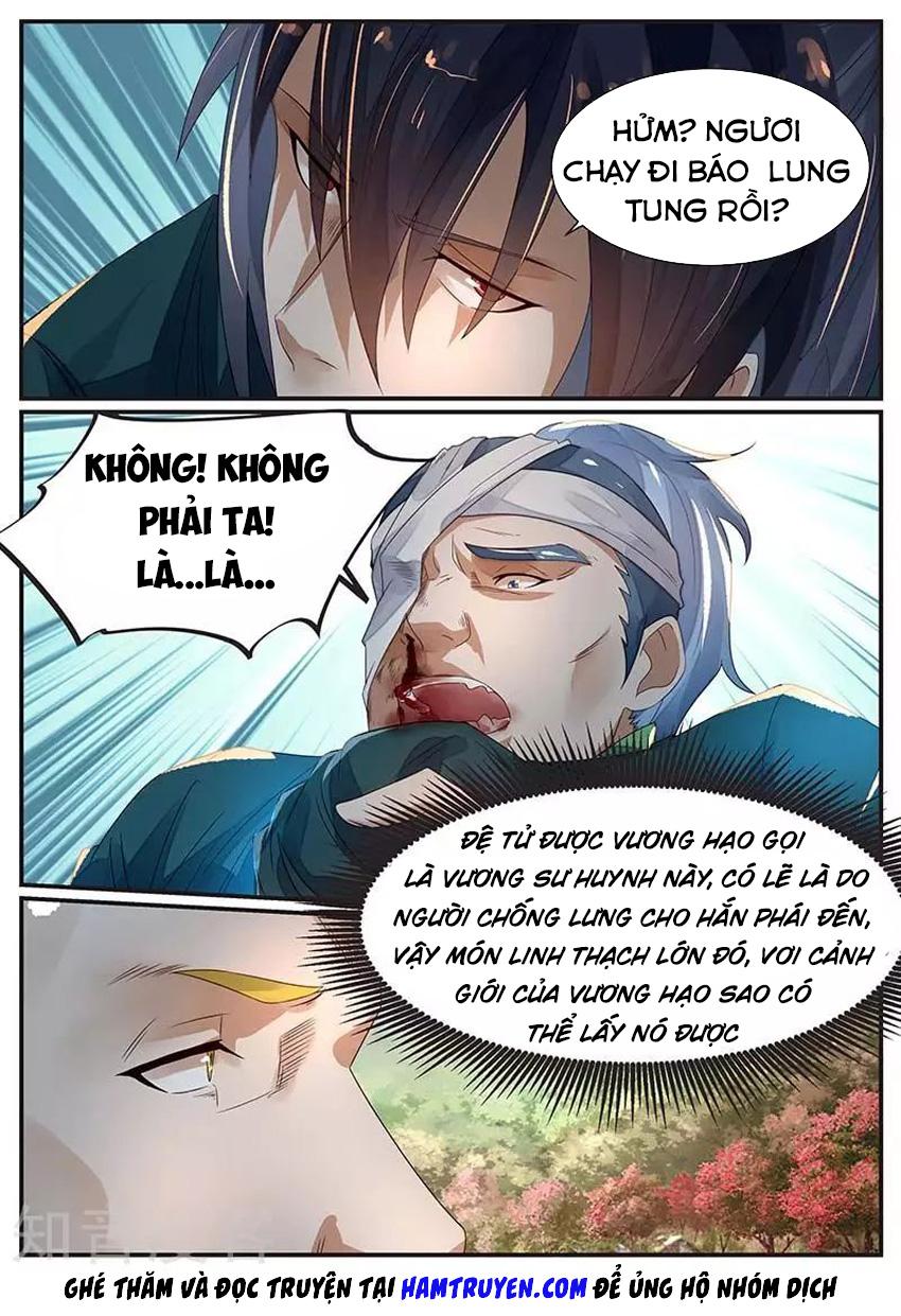 Ngự Thiên chap 74 - Trang 9
