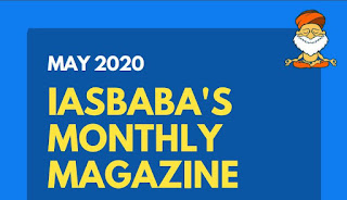 IAS BABA UPSC Current Affairs Magazine MAY 2020