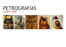"""Próxima exposición temporal """"Las pinturas del Río"""" Petrografías, autor Luis R. Diaz"""