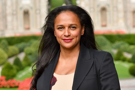 Angola Demands $1 billion From  Africa's richest woman, Isabel dos Santos, After Freezing Her Assest.